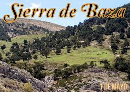 Subida al pico Santa Bárbara.Sierra de Baza