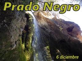 Visita a las cascadas de Prado Negro y comida.Firma de estatutos
