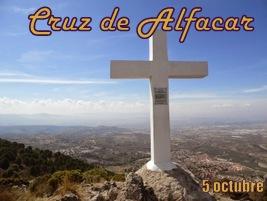 Cueva del agua, Cruz de Alfacar y comida en la Alfaguara