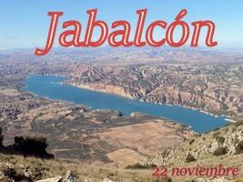 Subida al Cerro Jabalcón.Zújar