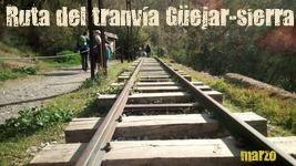 Ruta del tranvía y fiesta de la Asadura