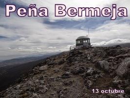 Peña Bermeja.La Peza.Ruta en solitario