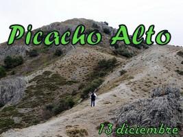 Subida a Picacho Alto, Alayos de Dílar