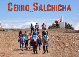 Subida al Cerro Salchicha.Haza del Lino.Sierra de la contraviesa