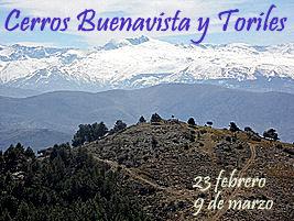 Cerro de Buenavista y Cerro Toriles